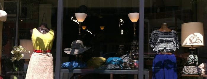 A Secret Closet is one of Shop Local.