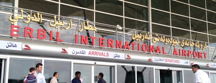 Erbil International Airport (EBL) is one of Airports I visited.