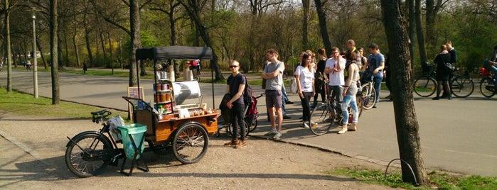 Röstgut-Kaffeefahrrad is one of Koffeintankstellen.