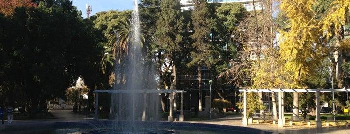 Plaza Italia is one of Mendoza de dia.