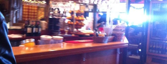 Gerhard's Café is one of Monaco.