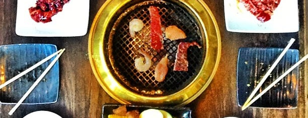 Gyu-Kaku Japanese BBQ is one of NYC what have I missed?.