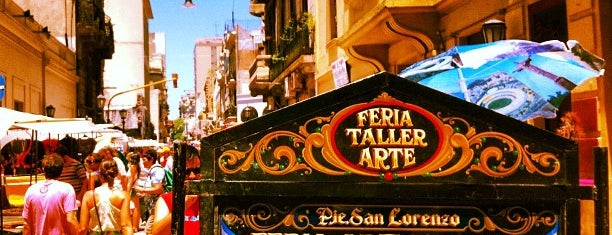 Feria de San Pedro Telmo is one of BUE para Kia e PV.