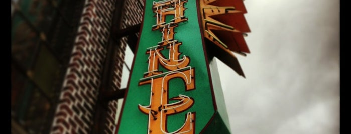 Soulshine Pizza Factory is one of Nashville Favs.