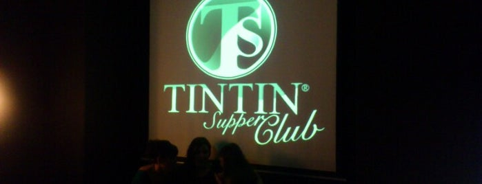 Tintin Super Club is one of Salir de copas por toda España.