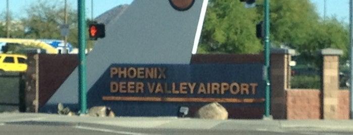 Deer Valley Airport is one of Trips.