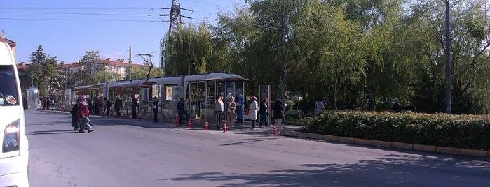 Eskişehir SSK - Osmangazi Tramvay Hattı