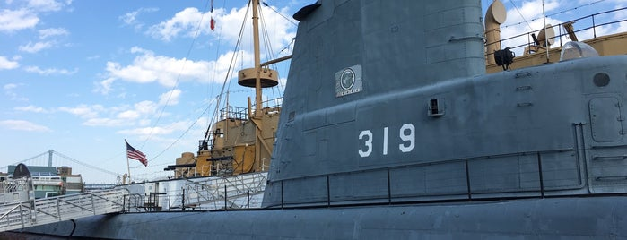 Independence Seaport Museum is one of Bucket List Places.