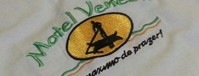 Motel Veneza is one of Prefeito.
