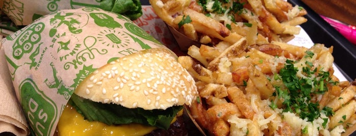 Super Duper Burger is one of The 15 Best Places with Good Service in San Jose.