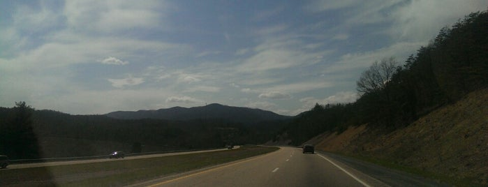 Interstate 64 is one of Callaghan.