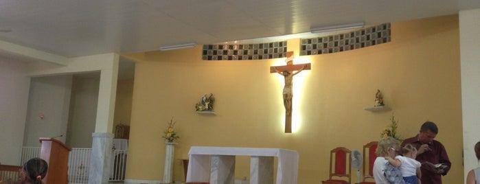 Igreja Sagrada Familia is one of luci.