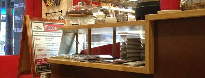 El Cafè de les Antípodes is one of badalona.
