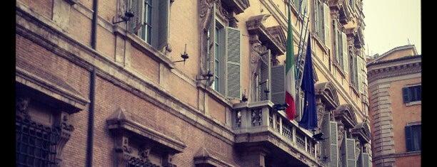 Palazzo Madama is one of Roma.