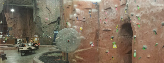 Granite arch climbing center is one of Establishments to Frequent.