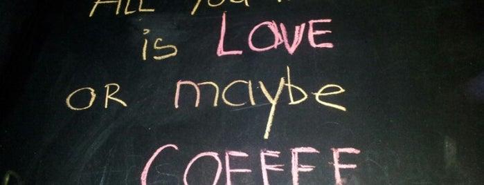 Coffee Inn is one of Manas mīļākās vietas Rīgā.