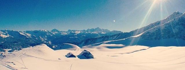 Praz De Lys - Sommand is one of Stations de ski (France - Alpes).