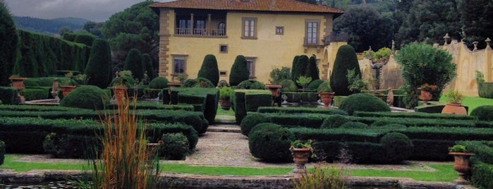 Villa Gamberaia is one of Florence Bars, Cafes, Food, POI.