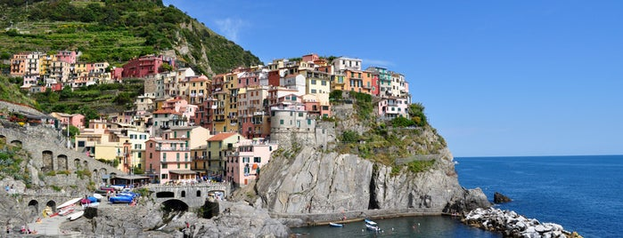 Parco Nazionale delle Cinque Terre is one of Go Ahead, Be A Tourist.