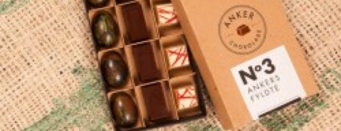 Anker Chokolade is one of Sweden/Denmark.