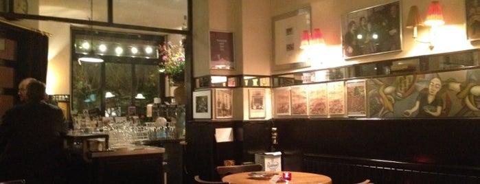 Café Größenwahn is one of FFM.