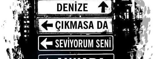 Ankara is one of my favorites.