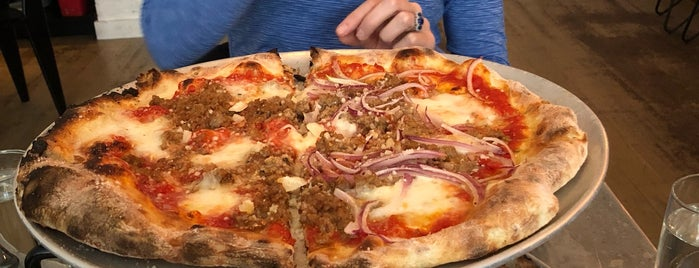 Pizzeria Sirenetta is one of New Visits in 2016.