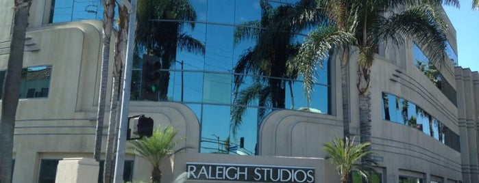 Raleigh Studios Hollywood is one of Studio's.