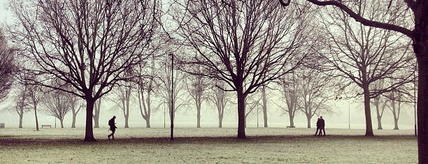 Victoria Park is one of #UK.