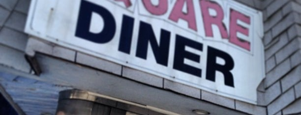 Square Diner is one of The 15 Best Places for Roasted Chicken in Tribeca, New York.