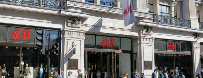 H&M is one of Trips.
