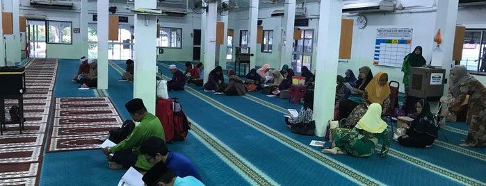 Masjid Al-Bakri is one of Baitullah : Masjid & Surau.
