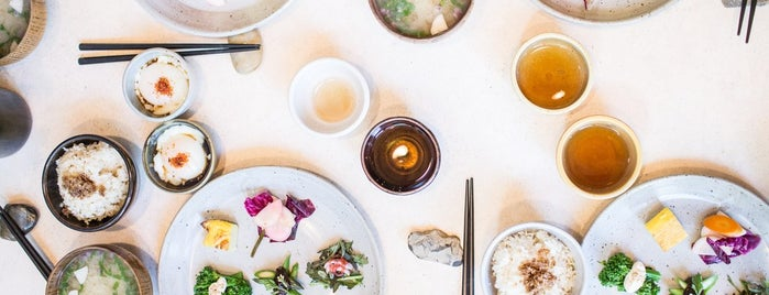 Okonomi is one of Bon Appétit City Guide to New York.