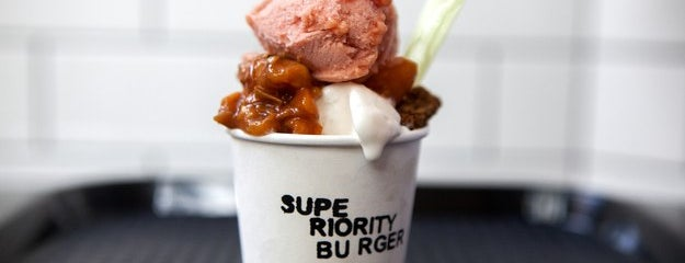 Superiority Burger is one of America's Best New Restaurants 2016.