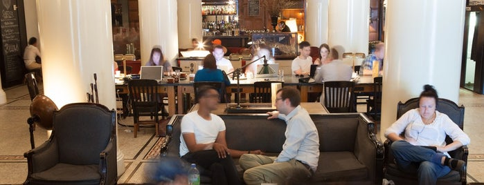 Ace Hotel New York is one of Bon Appétit City Guide to New York.