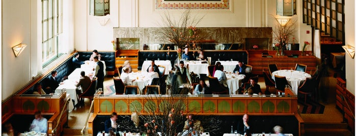 Eleven Madison Park is one of Bon Appétit City Guide to New York.