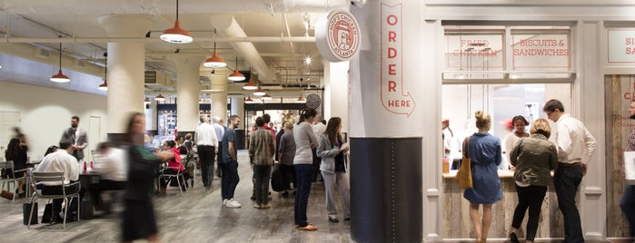 Ponce City Market is one of 40 Top-Rated Food Halls in the U.S..