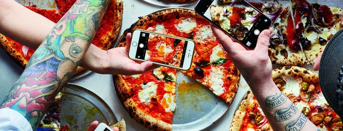 Roberta's Pizza is one of Bon Appétit City Guide to New York.
