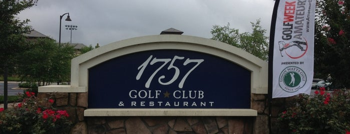 1757 Golf Club is one of Let's Play Golf: DC Metro ($80+).