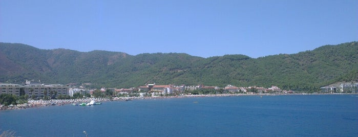 Aşıklar Tepesi is one of Marmaris.