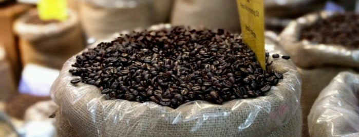 Porto Rico Importing Co. is one of Espresso - Manhattan < 23rd.