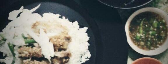 เหมมันข้าวมันไก่ is one of ร้านอาหารมุสลิม.