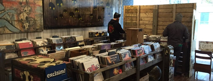 Playdead Cult is one of Guide to Toronto's GEMS!.