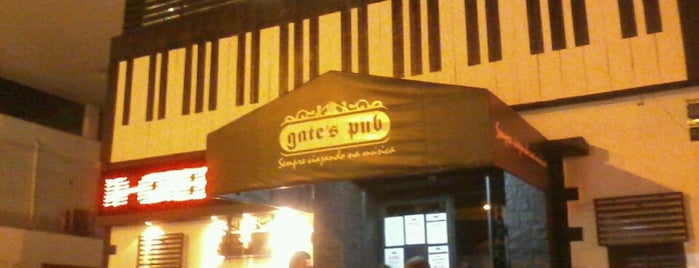 Gate's Pub is one of Butecos.