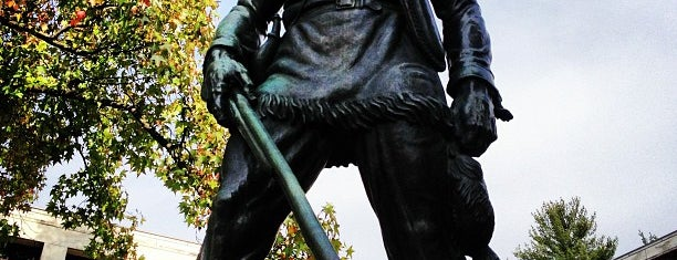 Mountaineer Statue is one of Slightly Stoopid Approved.