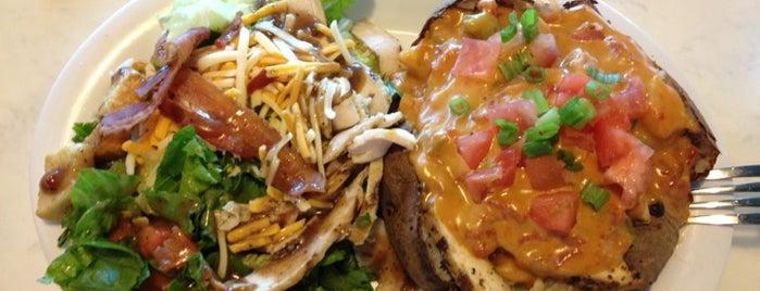 McAlister's Deli is one of * Gr8 Sandwich & Lunch  Shops In Dallas.