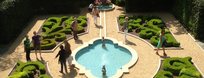 Hillwood Estate, Museum & Gardens is one of D.C..