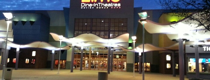 AMC Grapevine Mills 30 with Dine-In Theatres is one of Done.