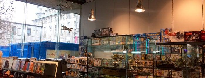 Deutsches Museum Shop is one of I Love Munich, munich#4sqCities.
