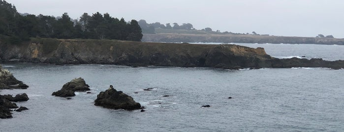 Russian Gulch State Park is one of Beyond the Peninsula.